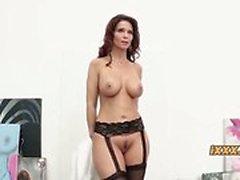 Sexy Horny Babe Having Sex