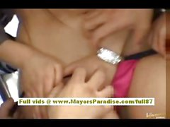 Mihiro Chinese enjoys a hard pussy pounding in all positions