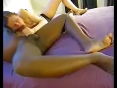 Cuckold Wife & BBC, Cuck Eats Creampie
