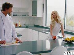 VIXEN Elsa Jean's Hot Lunch Date