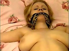 Angelina - Tied up and Fucked