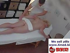 de massage étudiante