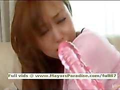 Akiho Yoshizawa innocent Chinese girl has lovely tits