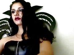 Reizvolle Gothic emo Webcams girlhot Domina Bondage Queen