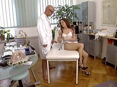 Pervert Doctor For Naughty Babe...F70