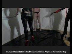Husmor MOT samt Mariam Visp Slave