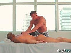 Massage Me Some More Tyler Saint part5