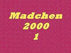 Vintage Madchen 2000 1 N15