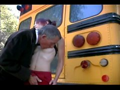 Tracy Trix School Bus Girls 3