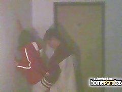 Hidden cam in my hall 2