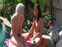 Seduced By A Real Lesbian 11 - Scene 1