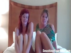 Ballbusting Ball Hot Video