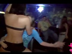 Club Sluts Twerking in the VIP at this TV Celebrity Party
