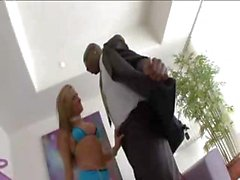 Hot Latina August Fucked And Jizzed By Black Dick