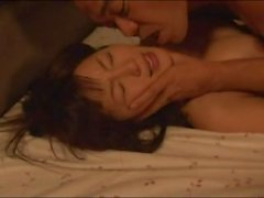 A Hot Japanese Wife Fucked In Front Of Her Husband