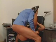 Sexy Secretary Milf