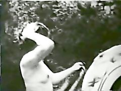 Softcore Nudi nei 550 anni 30 al '50 - Scene 3