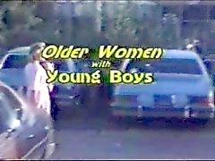 Oudere vrouwen met Young Boys -Complete part1