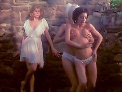 Kristine DeBell Bucky Searles Gila Havana in classic fuck scene