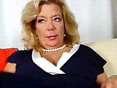 Amerikansk Gilf hotellet Cristine får horn inom nya strumpbyxa