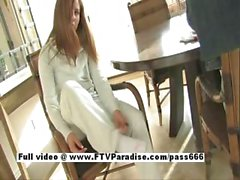 Wendy funny amateur gorgeous blonde
