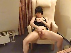 Hot German girl plays, gets played and gives blowjob