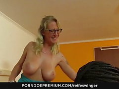 REIFE SWINGER - German girls imee ja vitun iso kalu