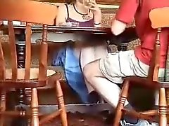 Bar Upskirt