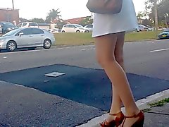 Bare Candid Legs - BCL#138