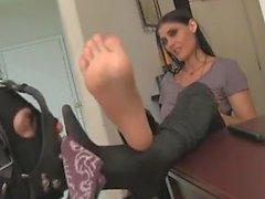 Her sissy maid