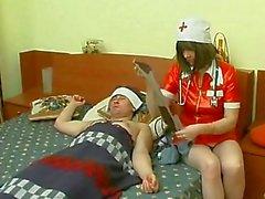 Hasta Evinde Olgun Hemşire