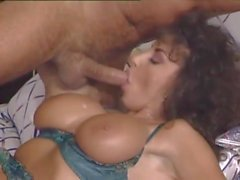 Pornoluver,s Busty Sarah classic CUMSHOTS compilation
