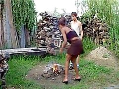 Freaks of Nature 137 Scinny Girl and the Cane