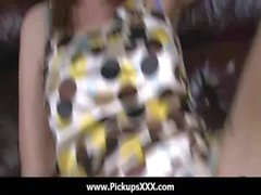 Interracial Pickups - Sexy babes fucked by big black cock 20