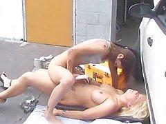 Lesbian Mechanics - scene 4