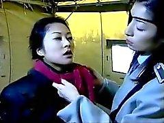 Asian lesbian bitches fucking