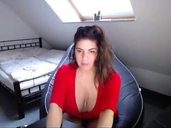 Hot be jay flashing boobs on live webcam