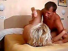 Mature Married Couple Fucks Very Well