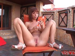 Hot cowgirl pussy fucked hard