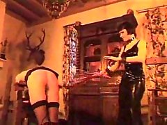 Latex mistress domination