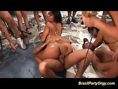 brazilian party double penetration