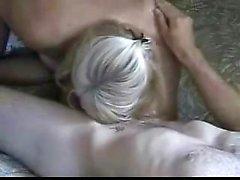 Yummy blonde rookie wife sucking y Taryn from 1fuckdatecom