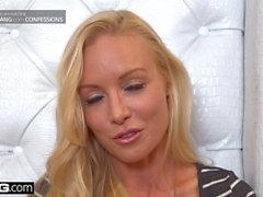 BANG Confessions Kayden Kross danse sexy mène au putain de cul