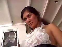 Hairy Mature Maid