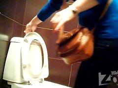 Tuvalet hzwc 1.666 yılında peeping