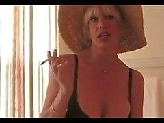 Mature smoking and banging