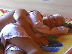 While he sleeps