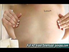 Shae Redhead Hard Breast Massage