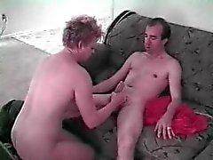 Granny Makes Him Cum