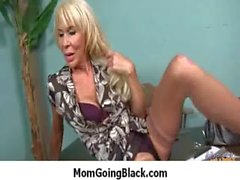 My mom is getting fucked by a black monster cock 10